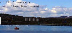 Museos y ajedrez en Dundee (Escocia)