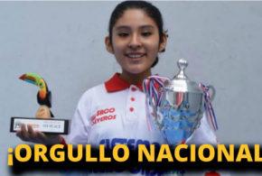 ¡Sacando cara por el Perú! Niña peruana de 10 años se coronó campeona Panamericana de ajedrez