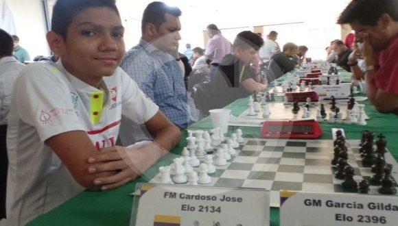 Colombianos López, Castaño y Cardoso brillan en el Festival Panamericano de ajedrez