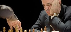 Garry Kasparov regresa al ajedrez!!!