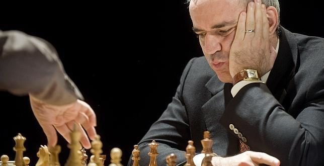 Garry Kasparov regresa al ajedrez!!!