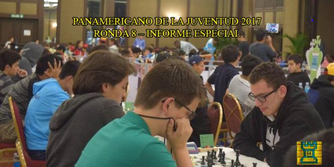 Panamericano de la Juventud 2017 – Ronda 8 – Informe especial