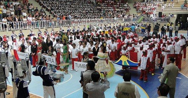 Piura, Per.- Aprueban realización de Juegos Binacionales Perú-Ecuador