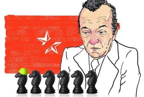 El viejo gladiador del ajedrez: Víktor Korchnói