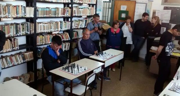 Argentina.- Unos 900 presos bonaerenses participaron de un torneo de ajedrez