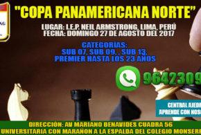 """Lima, Per.- """"COPA PANAMERICANA NORTE"""", 27 ago 2017"""