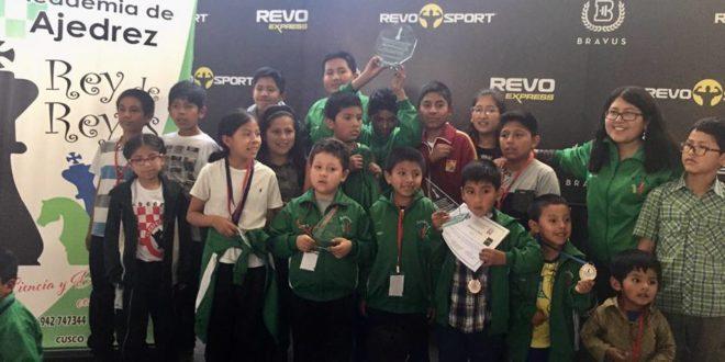 La Academia de Rey de Reyes se lleva el Torneo Juvenil Cusco