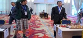 Unos pantalones cortos desatan la polémica en la Copa del Mundo de ajedrez