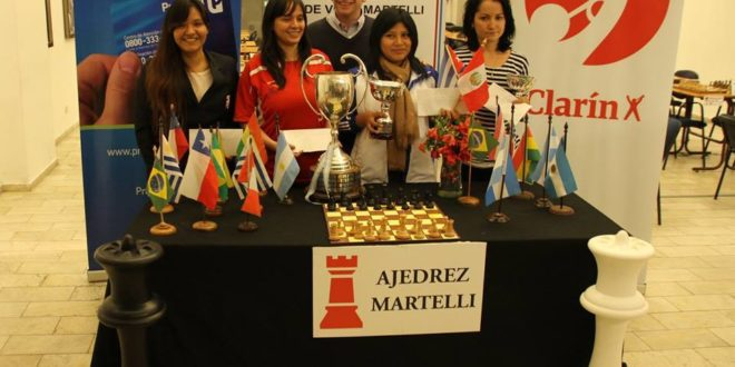 Deysi Cori Campeona Continental, Ingrid Aliaga a la Copa del Mundo