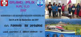 Perú.- Grand Prix Sur Ilo 2017, 1 al 5 nov