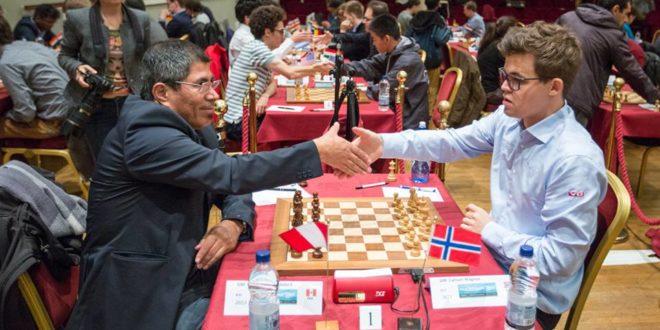 Video: ¿Qué pasó con Magnus Carlsen y Julio Granda?