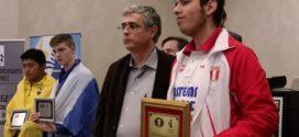 Peruano José Martínez gana el Mundial de Ajedrez Sub-18 Absoluto