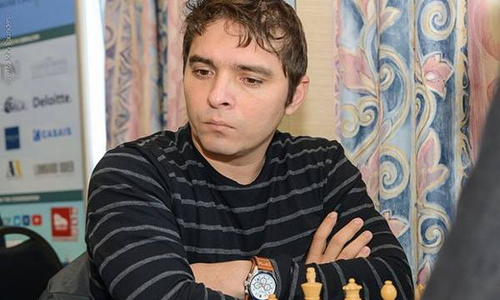 Eliminado Bruzón en Copa Mundial de ajedrez