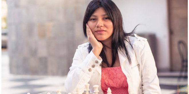 La dama del ajedrez: Deysi Cori rumbo al Mundial de Ajedrez Rusia 2018