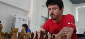 """Diego Flores: """"El ajedrez me acompañó toda la vida"""""""