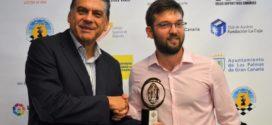 Iván Salgado es el nuevo campeón español de ajedrez 2017