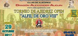 """Ilo, Per.- Torneo """"OPEN – ALFIL DE ORO VIII"""", 29 oct 2017"""