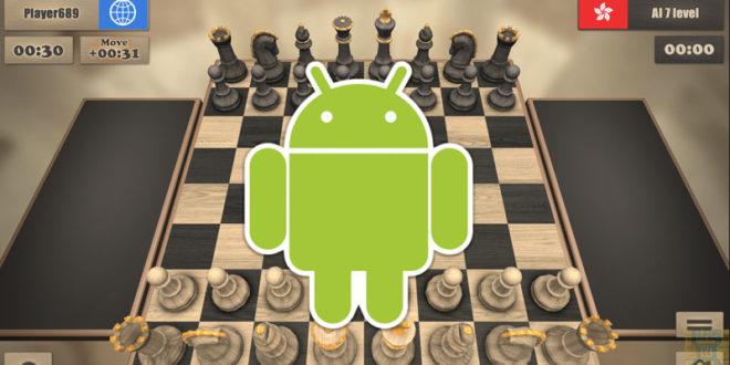 5 juegos de ajedrez para tu Android