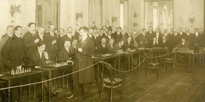 El ajedrez se une con el arte y con la historia en una muestra antológica