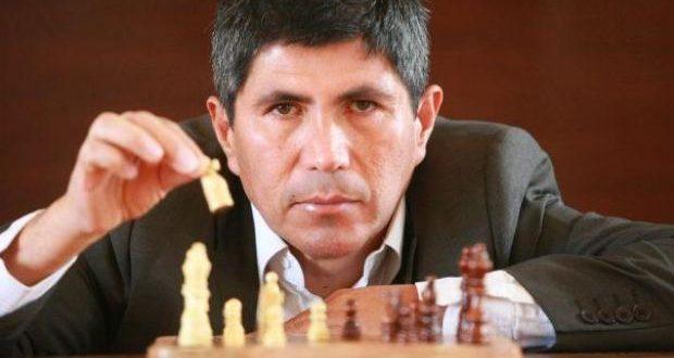 Julio Granda en el Chess Rumble en Panamá