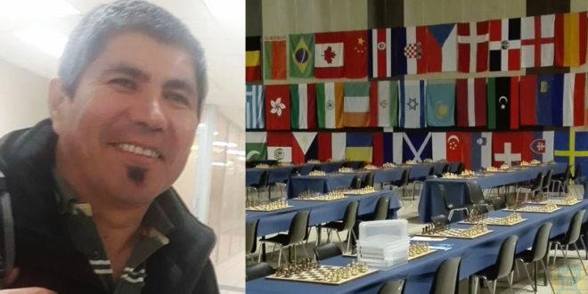 Julio Granda lidera Mundial para Mayores de 50 años