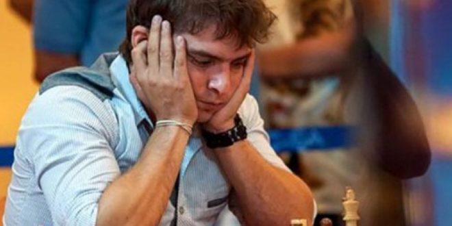 Bruzón en la cima del ajedrez cubano