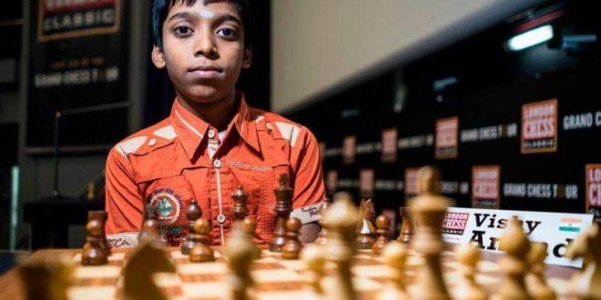 Los secretos de 'Prag', el genio de 12 años que revoluciona el ajedrez