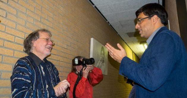 Tata Steel Chess: Anand se acerca al trío líder