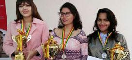 "Bolivia.- Daniela Cordero, la Reina del Tablero, se enfoca en subir su ""rating"""
